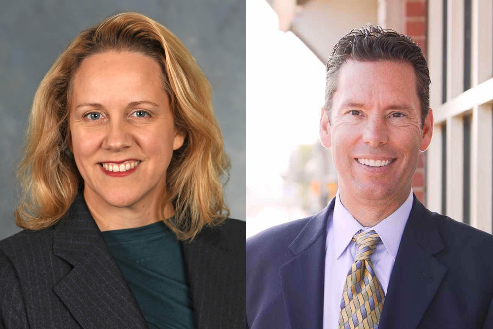 Republican Deanne Mazzochi edged out Jim Caffrey in House District 47.