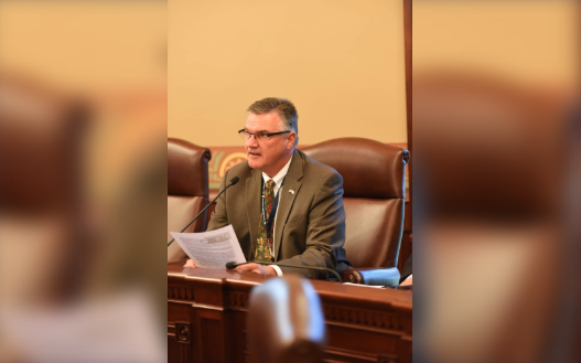 Illinois state Rep. Randy E. Frese (R-Quincy)