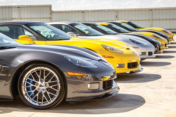 The 42nd annual Hill Country Classic Car Auction is scheduled for 10 a.m. Sept. 10 at the Palmer Events Center.