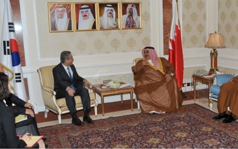 Bahraini, Korean ministers commit to strengthening ties