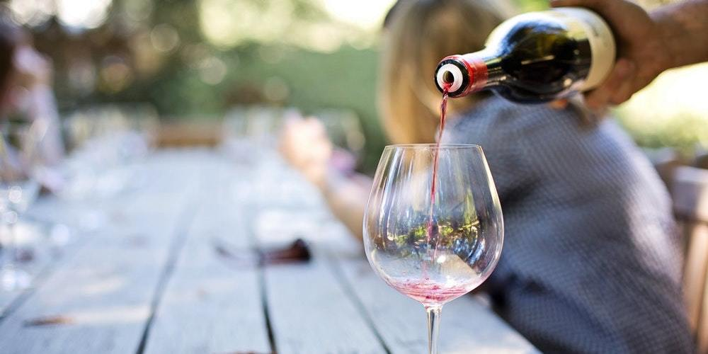 Wine is believed to have been in existence since about 4,000 B.C.