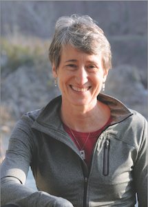 Interior Secretary Sally Jewell