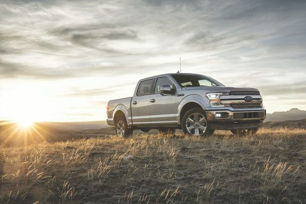 The latest iteration of the F150 is the boldest yet.