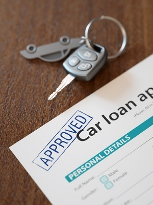 Large car loan