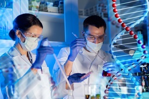 Scientists are developing several different monoclonal antibody therapies as well as experimental Ebola vaccines.