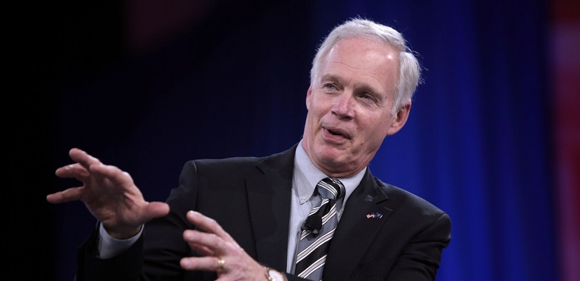 Sen. Ron Johnson (R-Wisc) is concerned that Obama politcial appointees will burrow into the civil service.