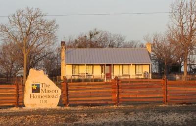 The Charles C. Mason Homestead