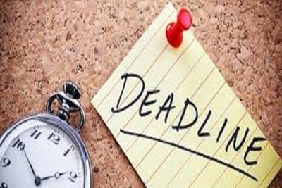 Medium deadline