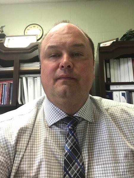 North Greene Unit District #3 Superintendent Mark Scott
