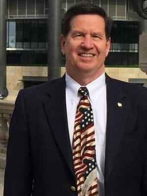 Burr Ridge Mayor Mickey Straub