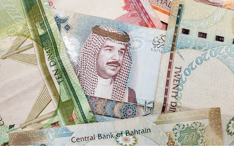The Central Bank of Bahrain (CBB) said Monday that this week's issue of $185.6 million in Government Treasury Bills has been fully subscribed by 112 percent.