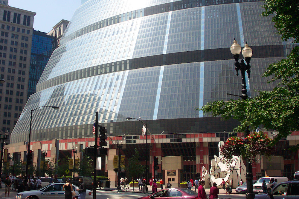 James R. Thompson Center, Chicago