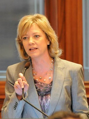 Illinois State House Rep. Jeanne Ives (R-Wheaton)