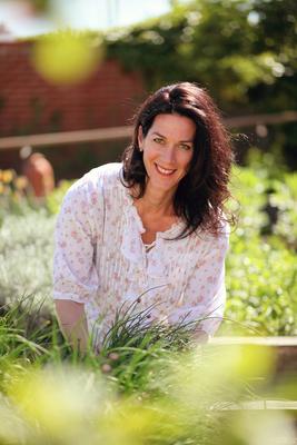 Author Kathryn Aalto.