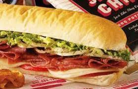 Large jimmyjohns