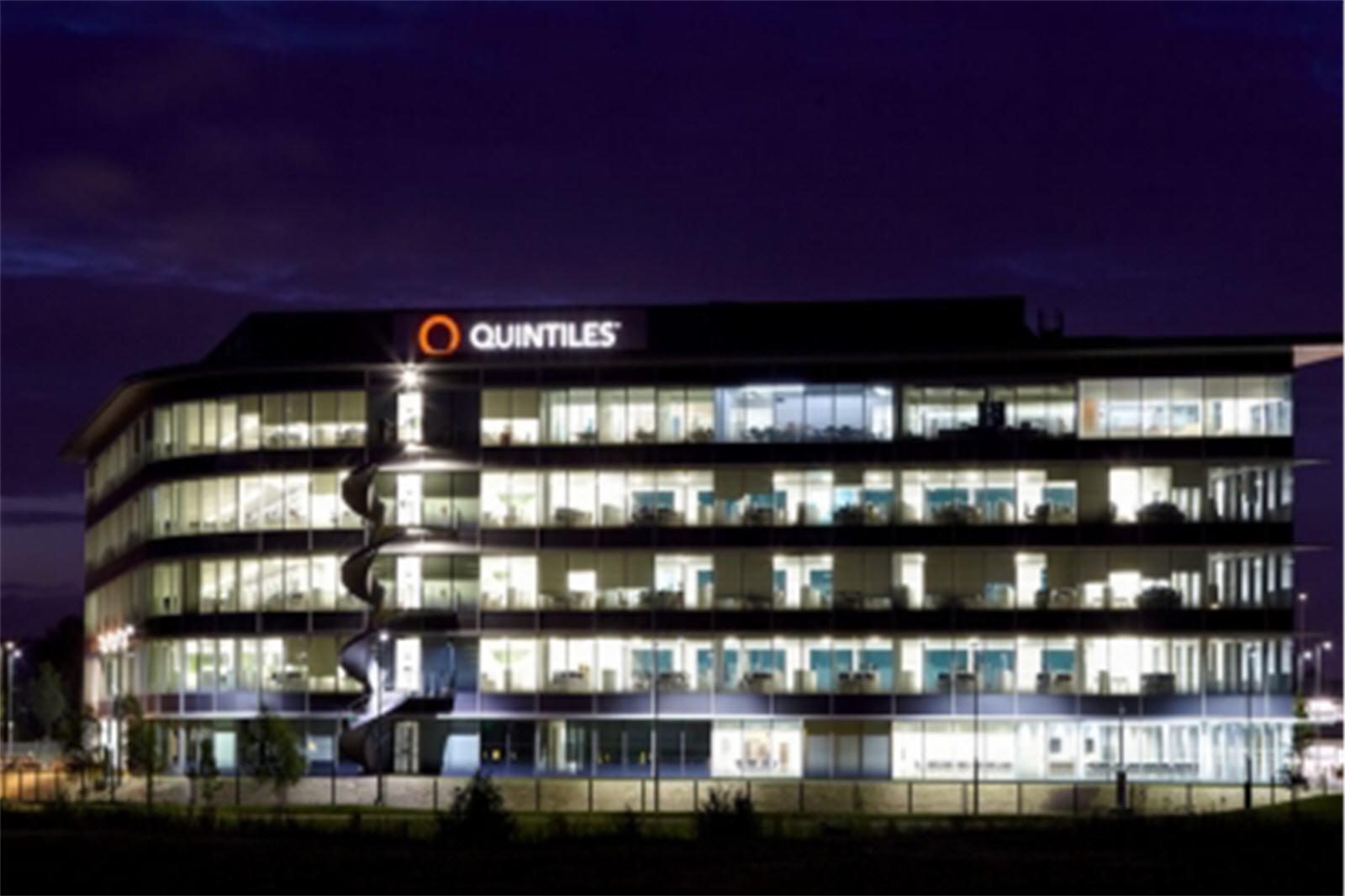 Quintiles named Best Clinical Research Organization