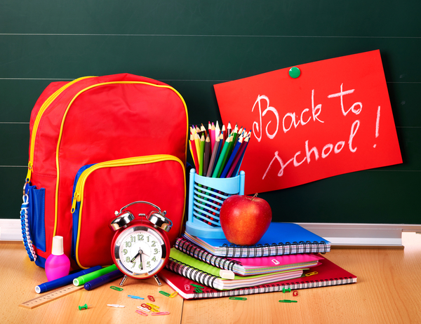 School Supply List: Holy Family School, seventh and eighth grade