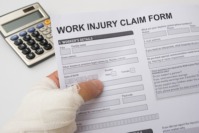 Medium workers comp form