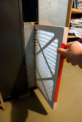 Changing furnace filters regularly will help it run more efficiently.