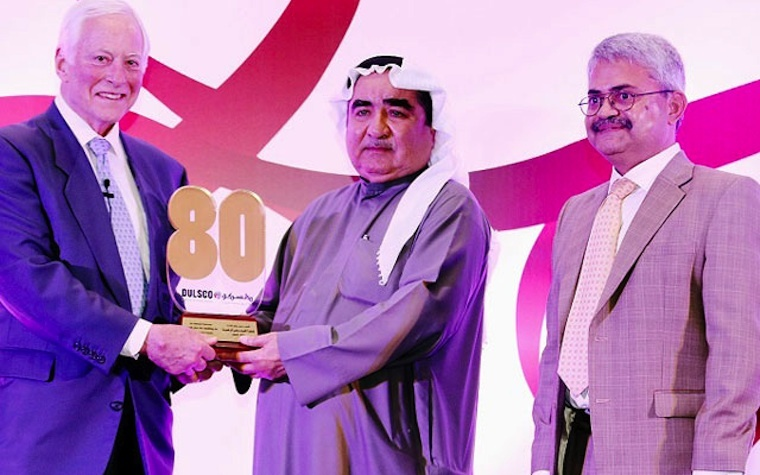 Dulsco celebrates 80 years of serving UAE's ports.