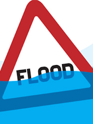 Out Of Order Toilet Clipart Flood