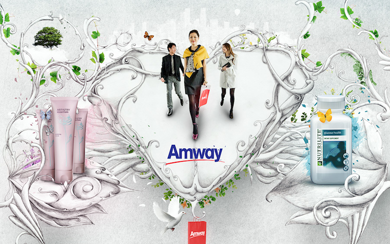 Amway Chooses Amber Road To Improve Its Business Transportation