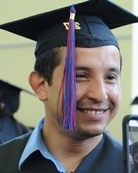 KCC student Abdelkrim Boukhari