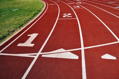Medium track