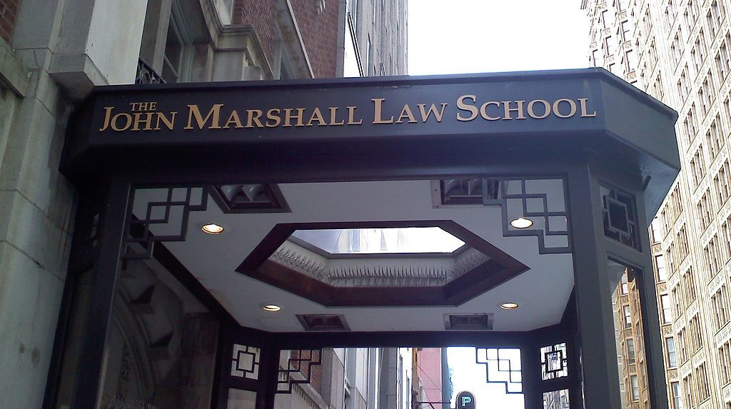 1024px the john marshall law school entryway