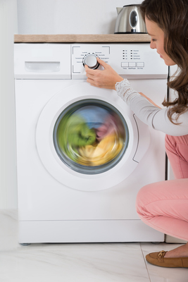 Washers and dryers run a lot longer with a bit of preventive measures.