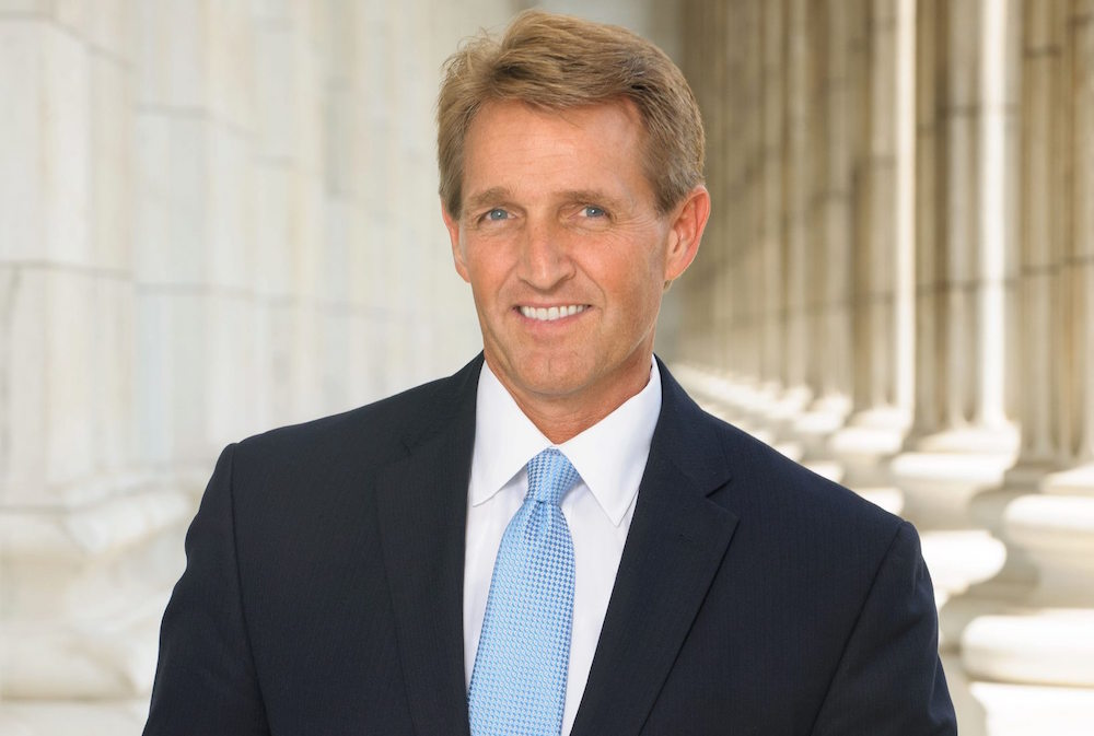 US Sen. Jeff Flake