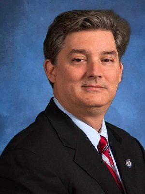 Louisiana Sen. Dan Claitor (R - District 16)