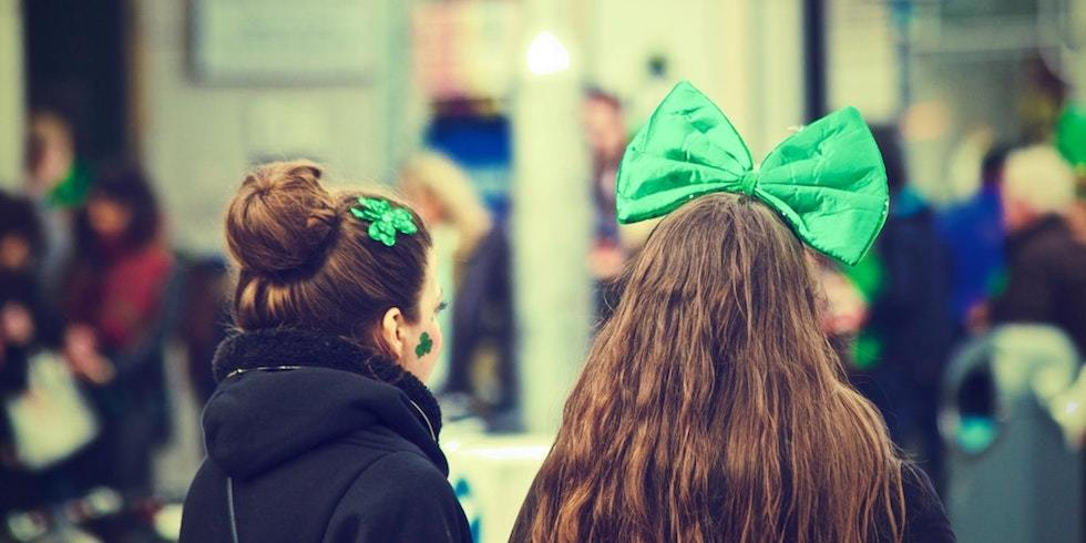 Chicago is an excellent place to celebrate St. Patrick's Day, whether you're Irish or not.