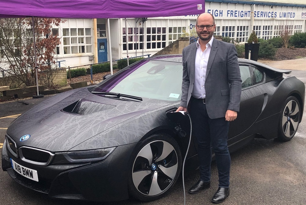 AFC Energy CEO Adam Bond says there could be 9 million electric vehicles on the roads of Britain by 2030.