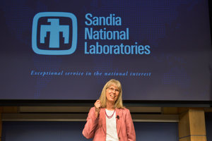 Jill Hruby, new director of Sandia National Laboratories