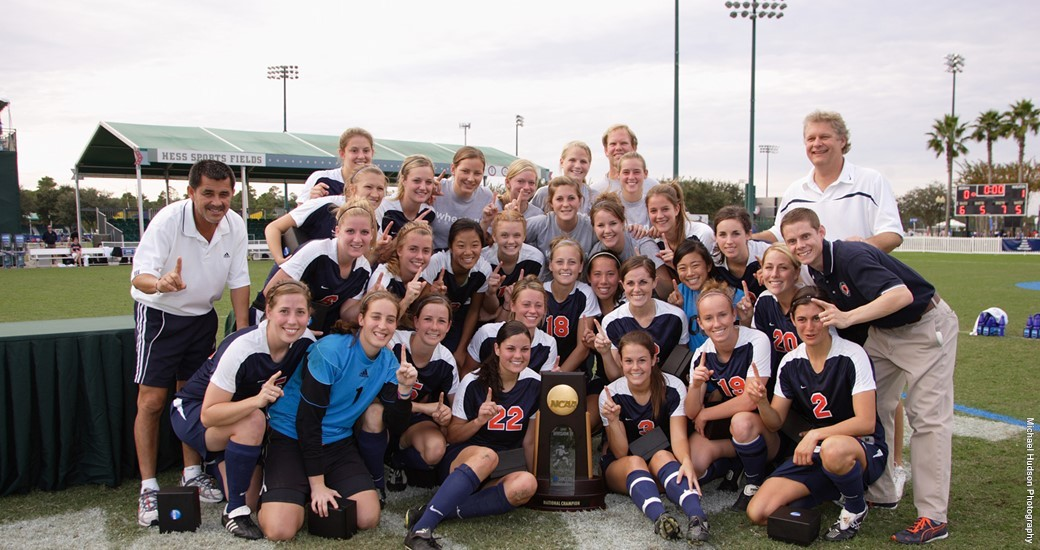 The 2007 Wheaton College women's soccer team will be inducted into the school's fall of fame.