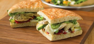 The Californian sandwich, which is served at Urbane Cafe is located at 29145 Canwood St., Unit A2, Agoura Hills (91301)