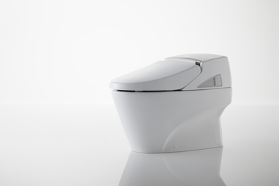 Modern toilets include improved flushing and coating features.