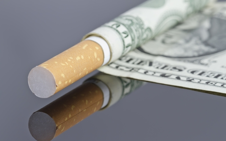 As a co-sponsor of the proposed tobacco tax hike, the CDA has received strong backing from a variety of groups.