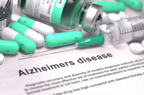 A representative from the Alzheimers Association gave a program at the Jacksonville library.