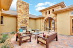 Outdoor living spaces go a long way toward taking advantage of every inch.