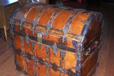 There may be a treasure chest in the attic, just waiting for some buff and polish.