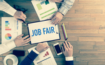 Another job fair is planned for Sept. 22.