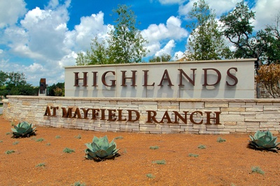 M/I Homes has just released new homesites in the growing community of Highlands at Mayfield Ranch.