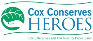 Other volunteer projects by the 50 Cox Conserves Heroes include planting 3,500 trees, removing 1,400 tons of litter, protecting 30 beaches, and creating and maintaining 850 miles of trails.
