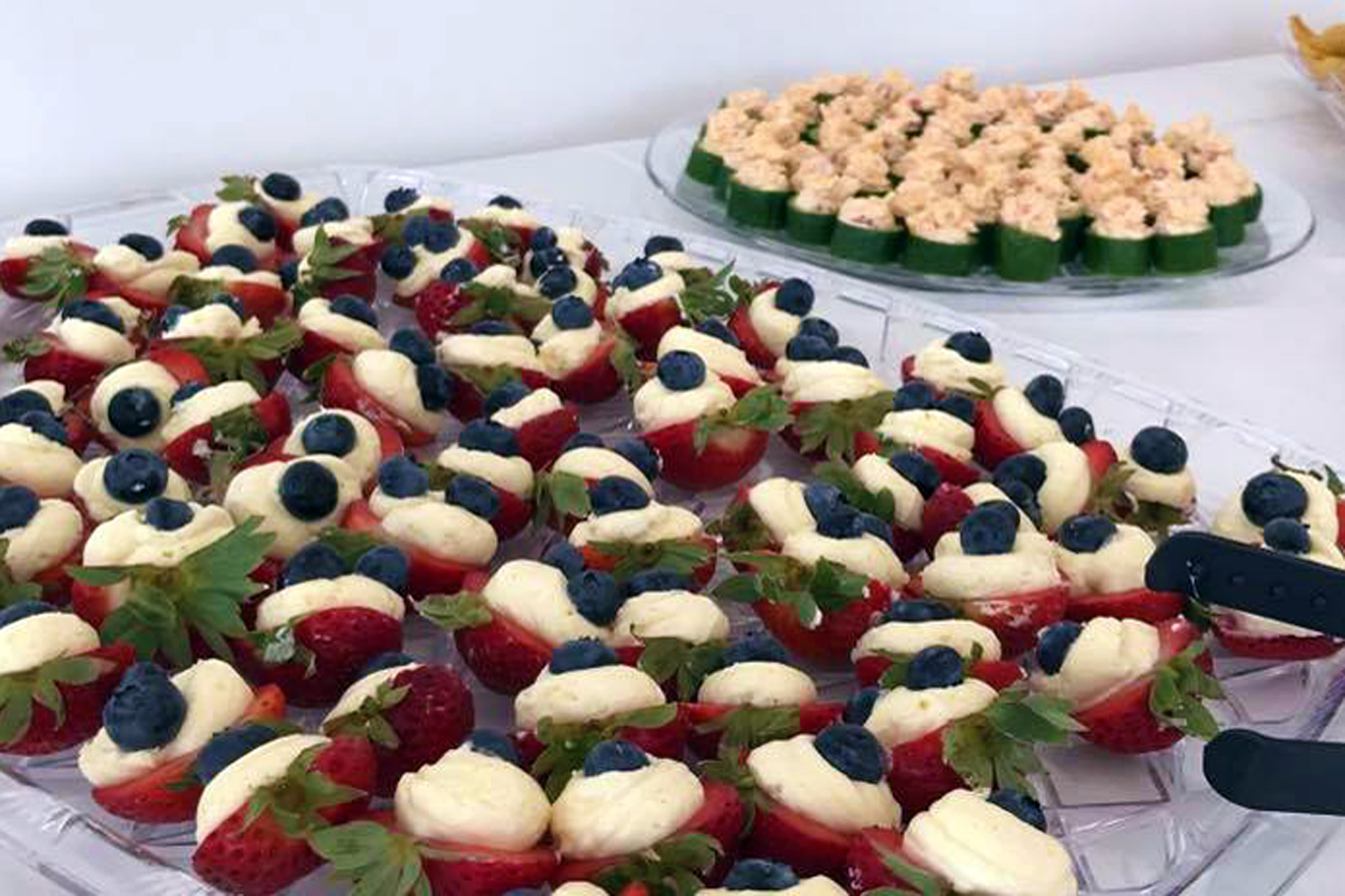Joan Warren offers catering, baking and personal chef services through