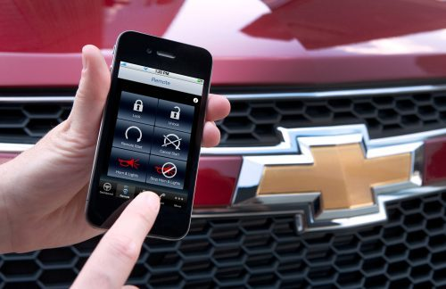 Users can remotely start their vehicles at a farther distance using the apps.