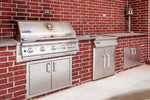Outdoor kitchens are a fast-growing home amenity.