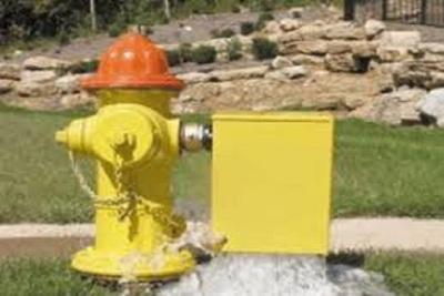 Medium hydrantflush
