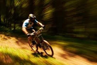 Medium bikerace